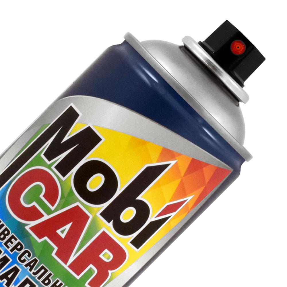 Аэрозольная эмаль универсальная MobiCAR 520 мл глянцевая