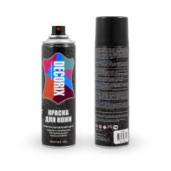 Аэрозольная краска для кожи DECORIX 335 мл глянцевая