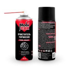 Аэрозольный очиститель тормозов профессиональный Mobicar 520 мл