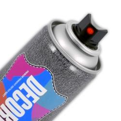 Аэрозольная краска для замши и нубука DECORIX 335 мл матовая